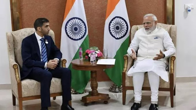 How To Take The Headache Out Of UAE CLIMATE CHANGE MINISTER MEETS INDIAN PM MODI
