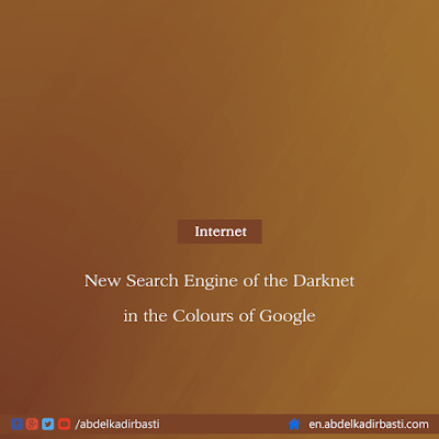 New Search Engine of the Darknet