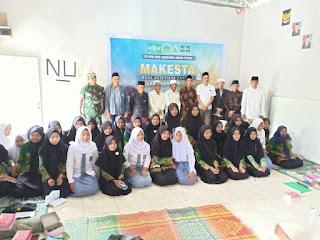 IPNU Lombok Tengah Gelar MAKESTA di Kuta