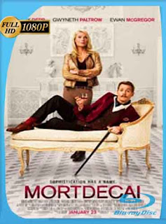 Mortdecai: El artista del engaño (2015) HD [1080p] Latino [Mega]dizonHD