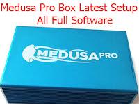 Medusa Pro Box Latest Setup v.2.0.3 Software