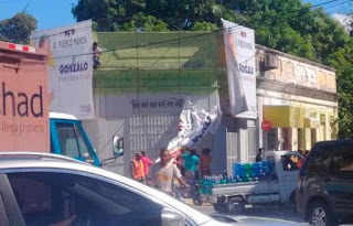 Junta Central Electoral ordena retiro de vallas promovían a Gonzalo Castillo