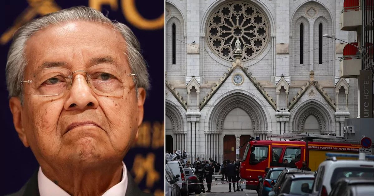 Former Malaysian PM Says 'Muslims Have A Right To Kill Millions Of French People' After Terror Attack In Nice Killed 3