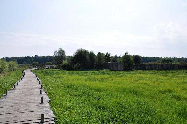 Ukranenland - skansen wczesnośredniowieczny w Torgelow