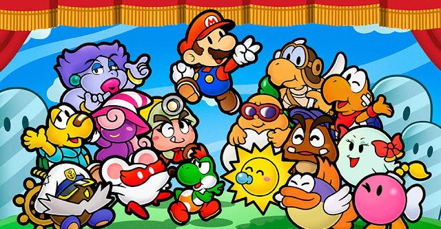Paper Mario: os dez melhores parceiros da série