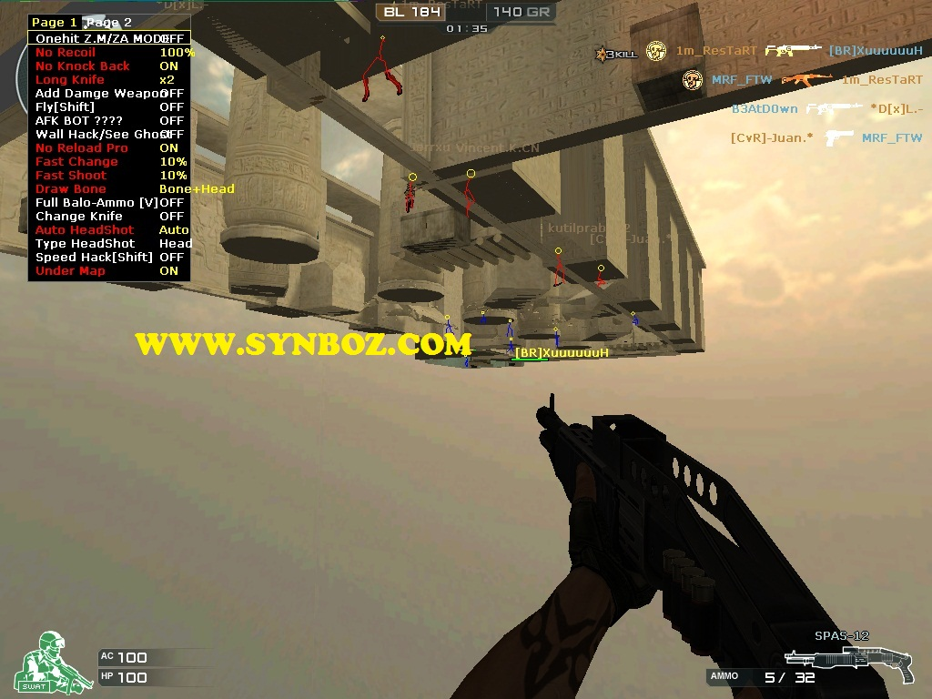 Synboz cheat latest