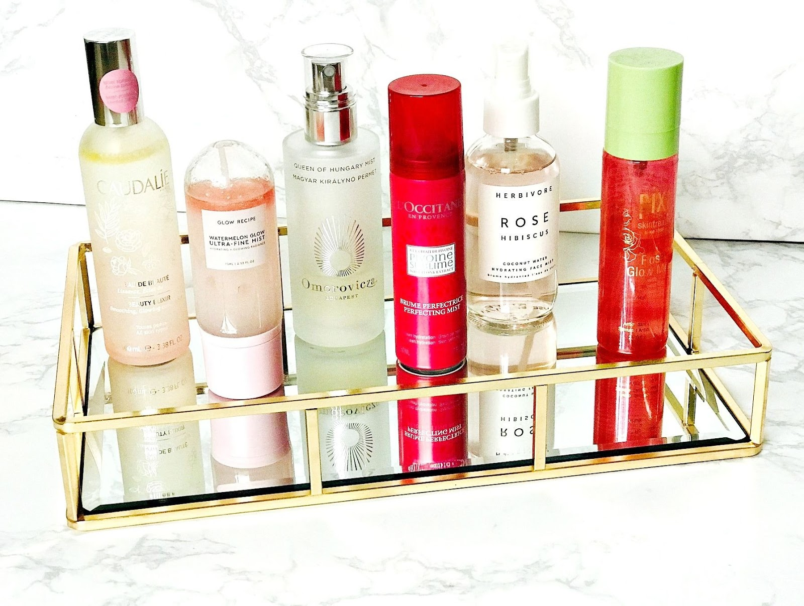 Six of the best hydrating face mists