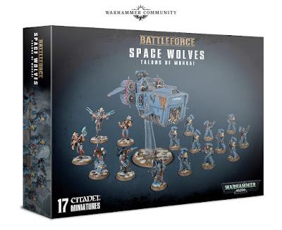 Battleforce Lobos Espaciales