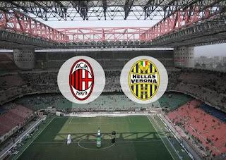 Милан – Верона смотреть онлайн бесплатно 02 февраля 2020 прямая трансляция в 17:00 МСК.