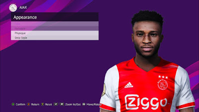 PES 2020 Faces Mohammed Kudus by Raden