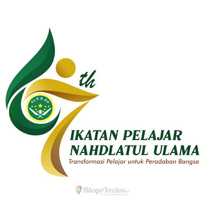 Harlah IPNU ke-67 2021 Logo Vector
