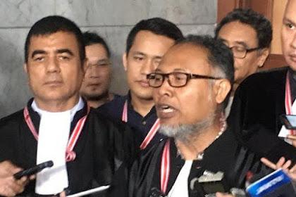 Bambang Widjojanto Sebut KPU Gagal Meyakinkan MK