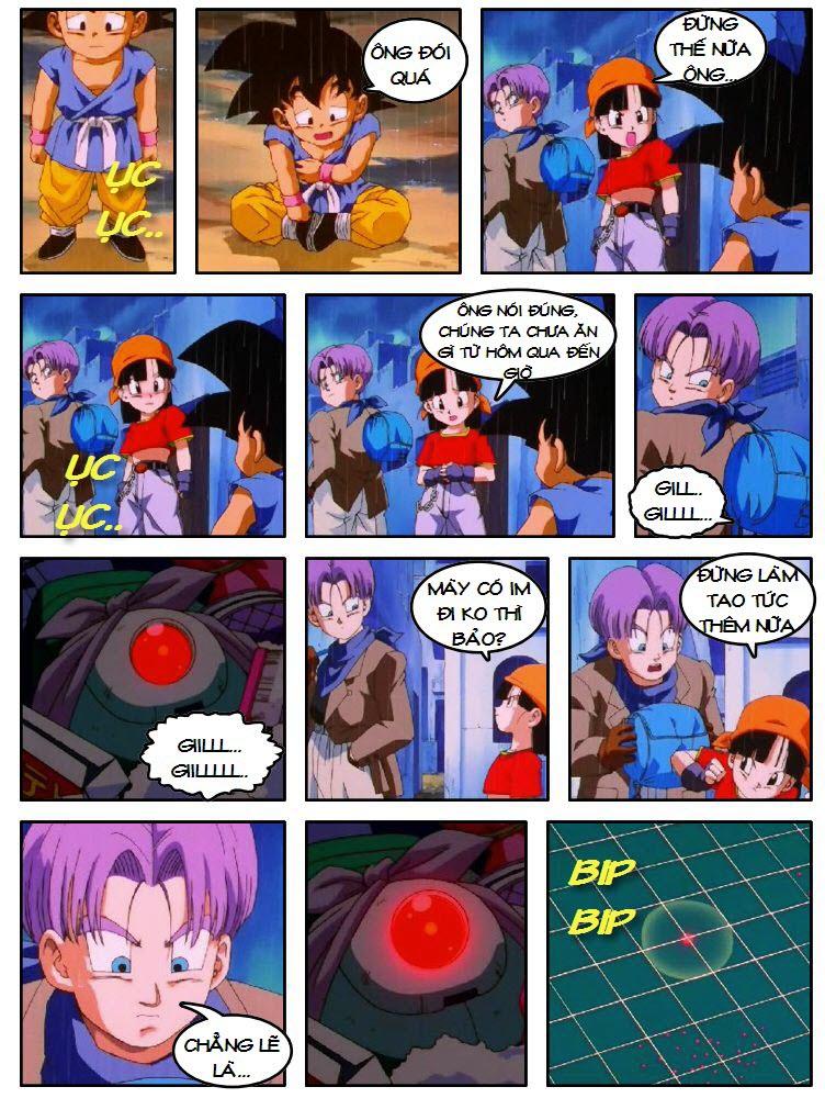 Dragon Ball GT chap 10 - Trang 13