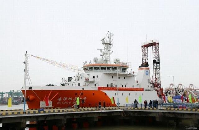 Hành động của Trung Quốc tại khu vực bãi Tư Chính là cực kỳ nguy hiểm