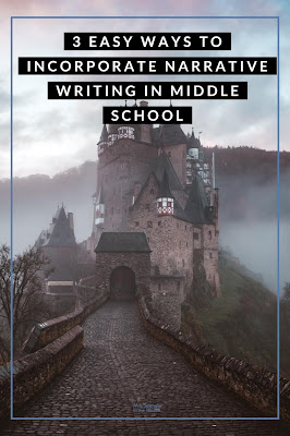 Narrative writing doesn't have to be a one time thing!  Check out these ideas for some inspiration!