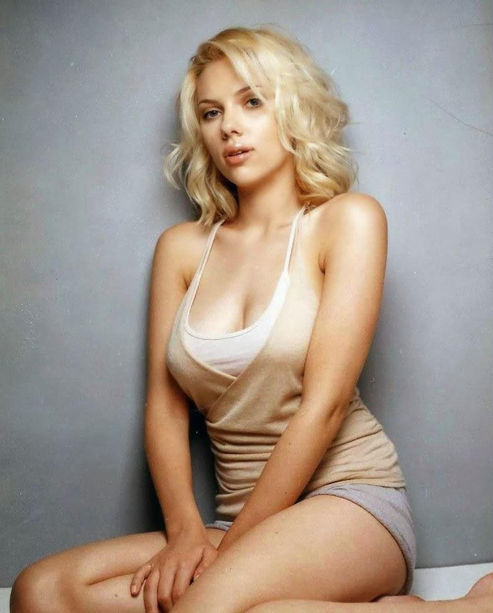 Hollywood Sexy Girl : Scarlett Johansson - 888 Hollywood Girl