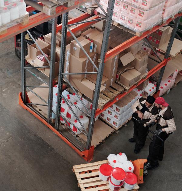 Warehouse Software Management System