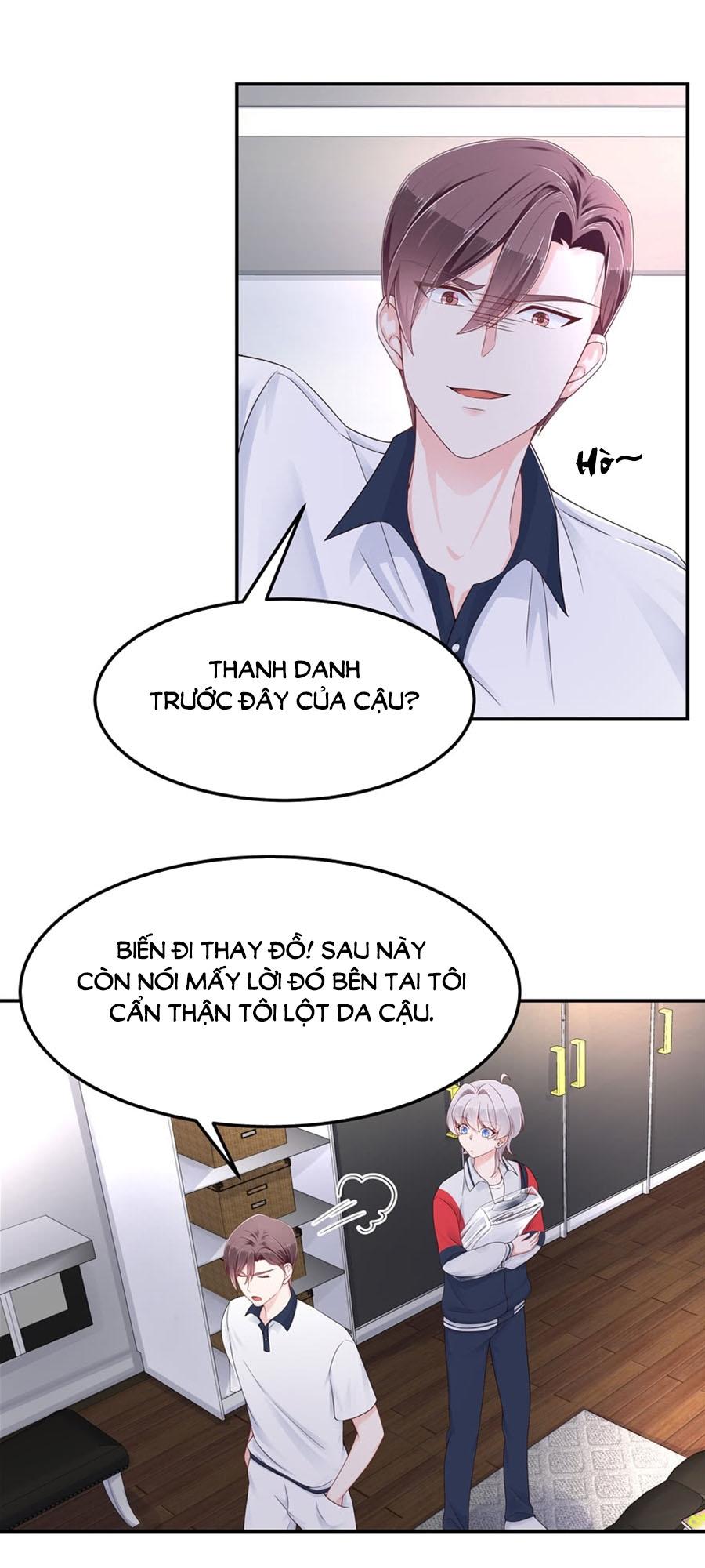 Hotboy Quốc Dân Là Nữ chap 46 - Trang 15