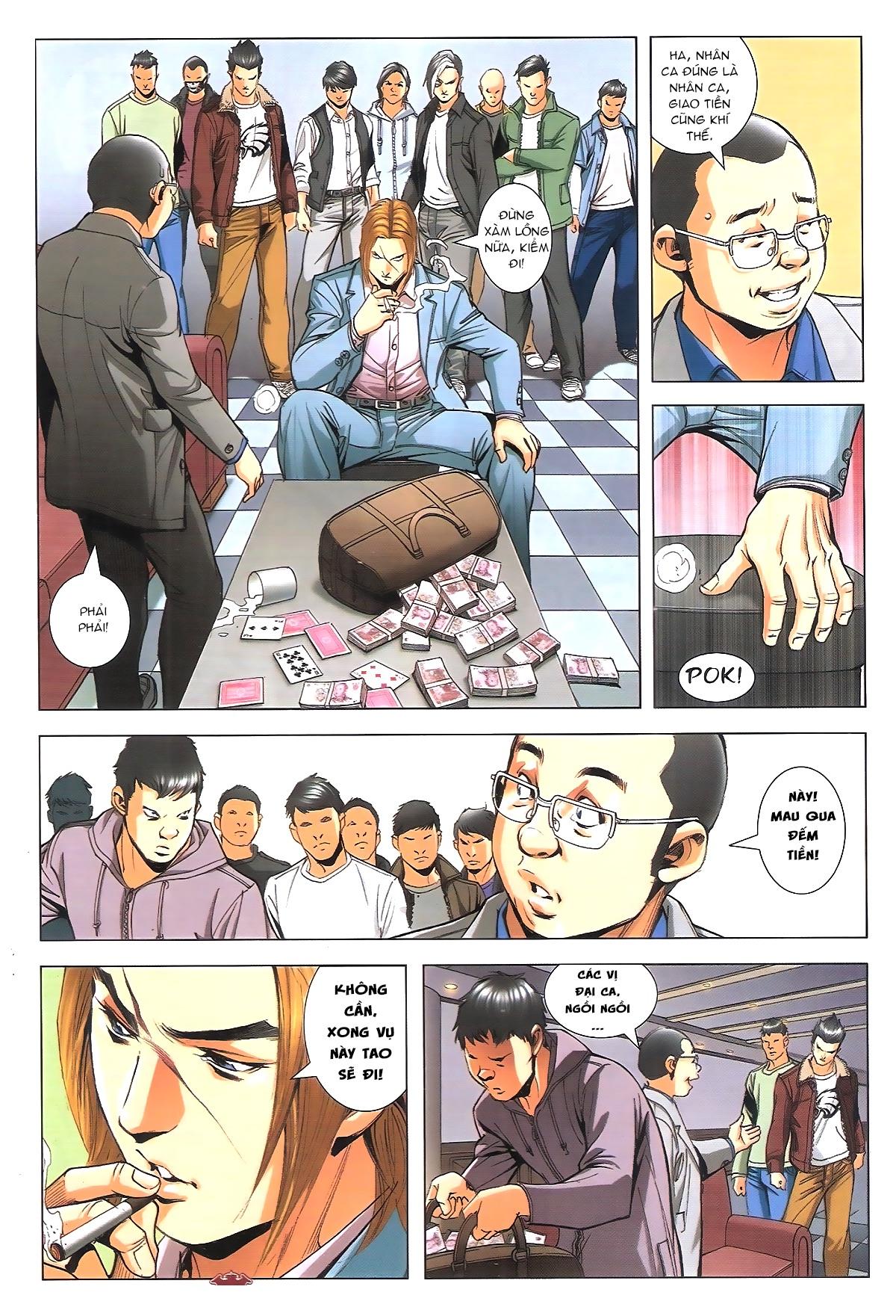 Người Trong Giang Hồ chapter 1897: khai niên trang 8