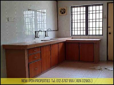 Ipoh Buntong Taman Binaria 2 Storey Terrace House For Sale