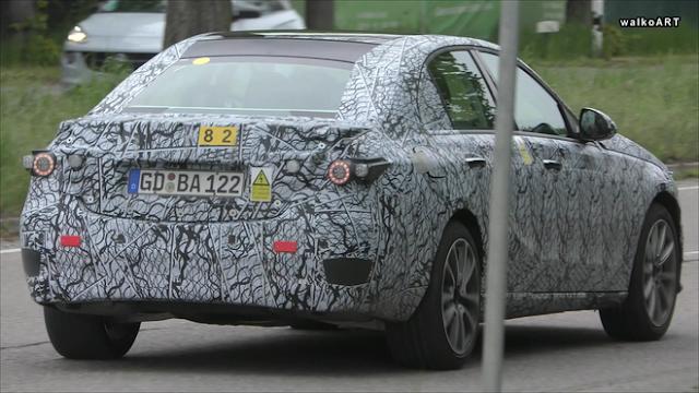 new car, spy photos, Mercedes-Benz C-class, German new car, BBA new car, spy photos, Cars,