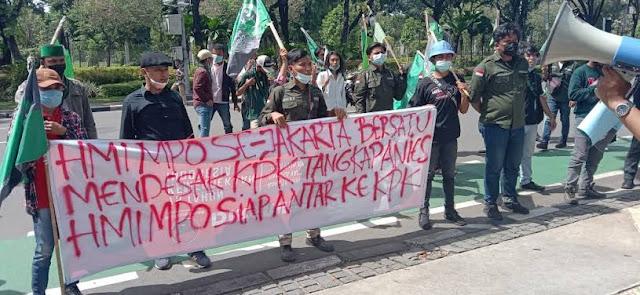 PB HMI Tegaskan Tak Terlibat Aksi Demo Anies di Balai Kota