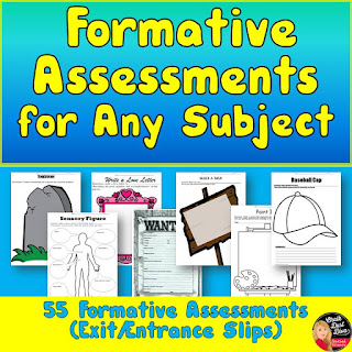 https://www.teacherspayteachers.com/Product/Formative-Assessments-for-Any-Subject-Exit-Slips-Interactive-Notebook--2868490