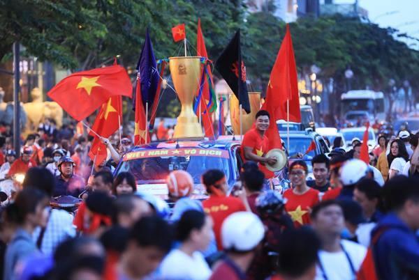 Việt Nam vô địch sau 10 năm: Qúa tuyệt vời ảnh 6