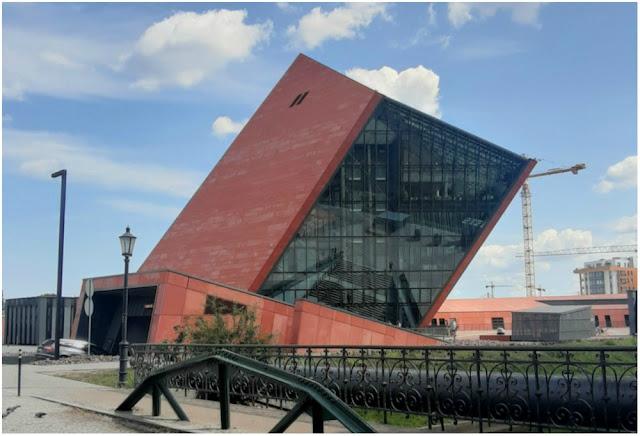 museus surpreendentes - Museu da Segunda Guerra Mundial (Gdansk)