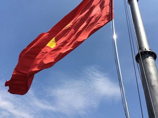 Lung Cu Flagstaff in Ha Giang