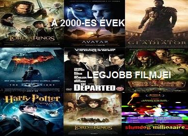 A 2000-es évek legjobb filmjei, 2000-es évek film top listák
