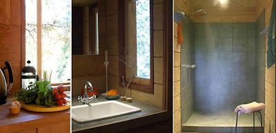 old yosemite cabin interior