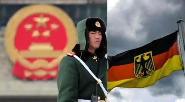 Jerman Tangkap Pria Diduga Mata-mata China Berkedok Ilmuwan Politik
