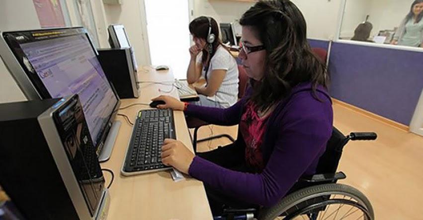 MINEDU: Refuerza atención a estudiantes universitarios con discapacidad