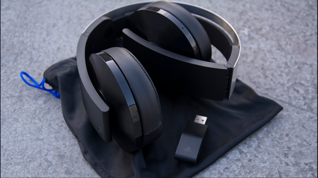 Headset gaming PlayStation 4 terbaik