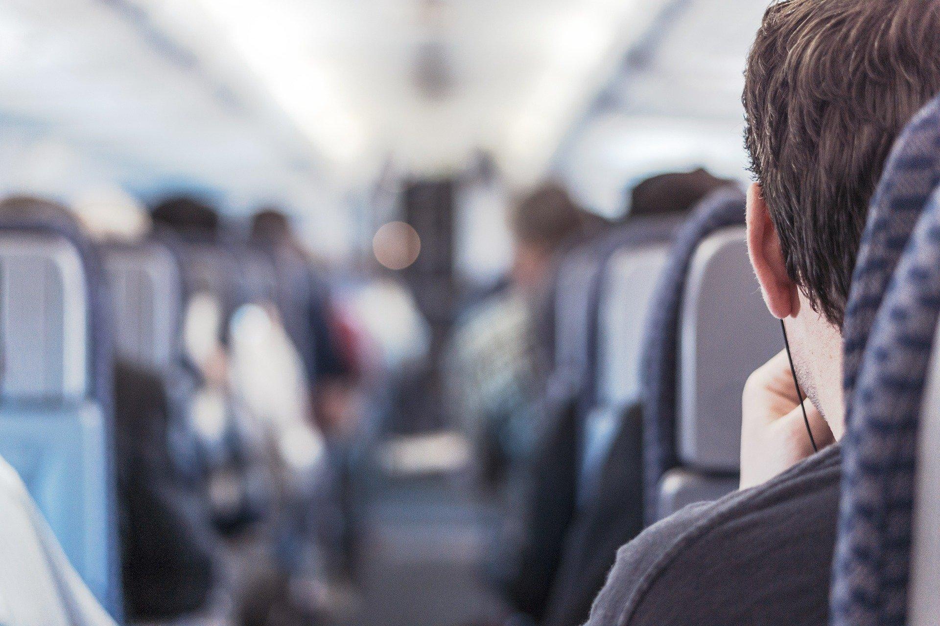 voos na pandemia