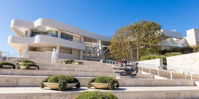 The Getty Center los angeles usa