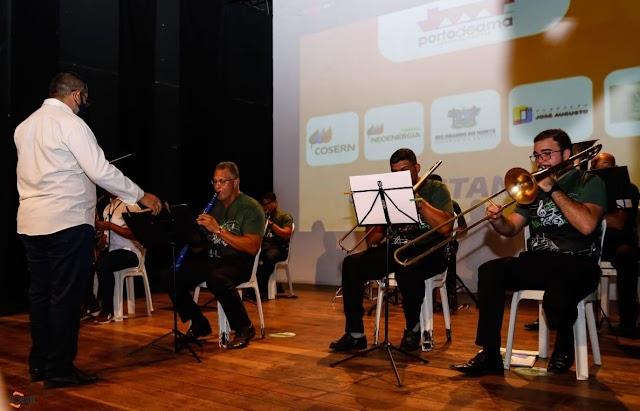 Live marca o lançamento do Projeto Movimento Cultural Porto de Ama em Macau