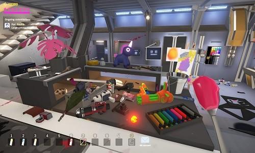 SuchArt Genius Artist Simulator Game Free Download