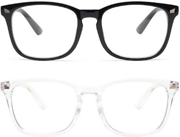 80% OFF Limited Promotion From Livho light blue blocking glasses