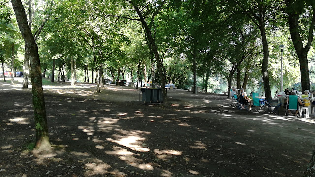 Parque de merendas da Praia de Adaúfe