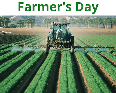 Farmer's day wishes