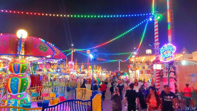 Такие разные Объединённые Арабские Эмираты - Global Village