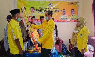 Dari Gerindra Nahkodai Partai Golkar Kecamatan Bulupoddo