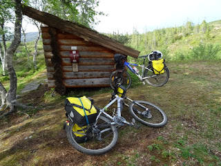Refugio de Kvilbekken