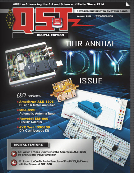 Right Hand of Zod: Annual QST DIY