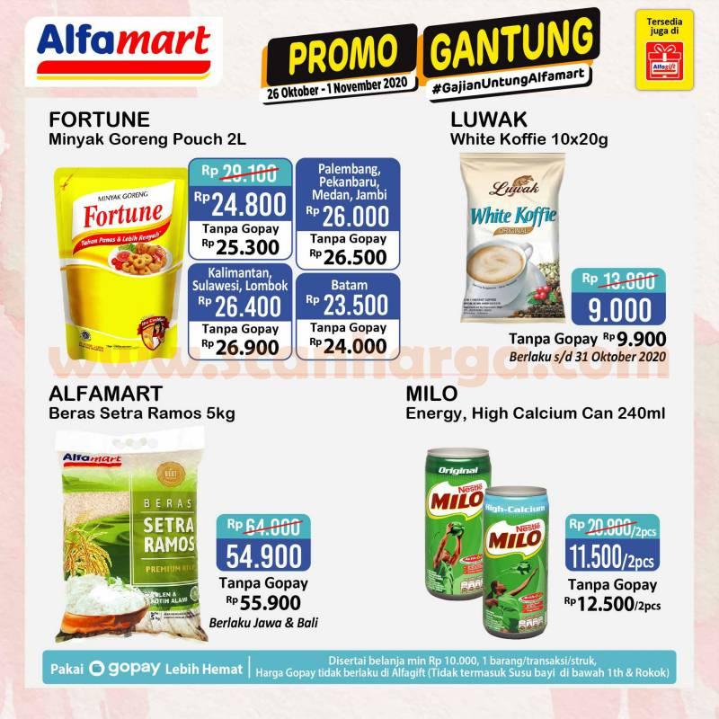 Alfamart GANTUNG Promo Gajian Untung 26 Oktober - 1 November 2020 3