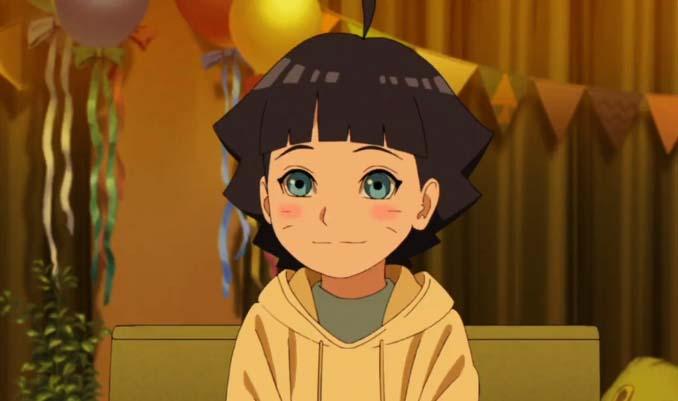 Inilah 5 Karakter Tercantik Dalam Anime Boruto Naruto Next Generation