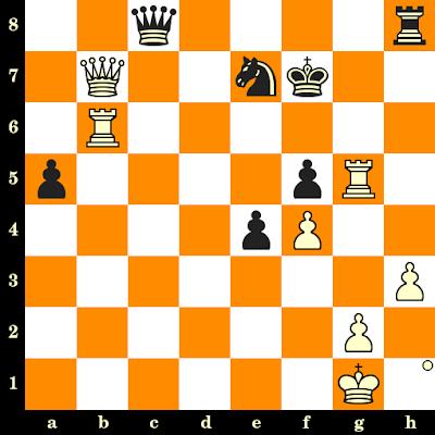 Les Blancs jouent et matent en 3 coups - Robert Kempinski vs Vlastimil Babula, Allemagne, 2001