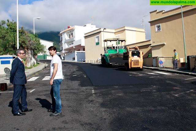 El Ayuntamiento de Santa Cruz de La Palma contará con 358.000 euros para el Plan Insular de Obras y Servicios
